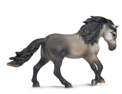 Schleich 13607 Andalusian Stallion Horse Club Toy Figure Animals