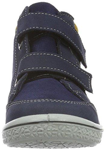 Ricosta Kimo, Baskets Basses Garçon Bleu - Blau (nautic 170)