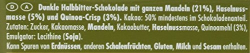 Ritter Sport Dunkle Mandel Quinoa, 100 g - 3