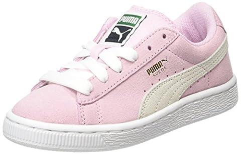 Pink Lady Rose - Puma 360757, Baskets Basses Fille, Rose (Pink