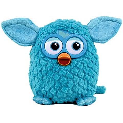 Furby felpa 14 cm - azul