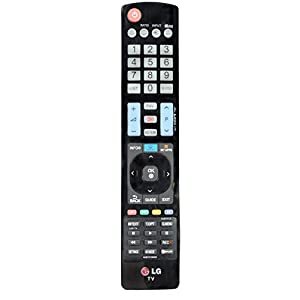 LG LED / LCD tv remote controller AKB 73756504