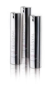 Teosyal Teoxane Lot de 3 crèmes anti-rides hyaluroniques pour peaux sèches à très sèches