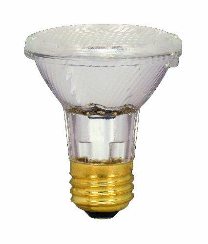 Satco 39Watt (50Watt) Halogen Leuchtmittel, dimmbar, farblos 39 W 120 voltsV (120v Light Bulbs Ge)
