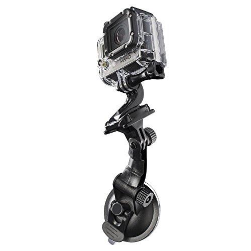 Mantona 20246 Ventosa per Videocamera GoPro