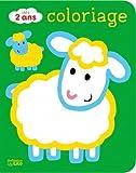 Coloriages pour les tout-petits - Les animaux de la ferme - Dès 2 ans