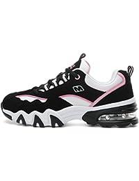 5986c3bb575a Qianliuk Herren Running Schuhe Atmungsaktive Frauen Sneakers Outdoor Sport  Schuhe für Mann Läuft