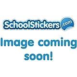 A3 Dinosaur Collection Reward Chart & 35 Matching Stickers Teacher Parents Children