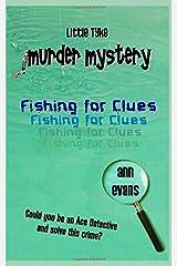 Fishing for Clues (Little Tyke Murder Mysteries) Paperback