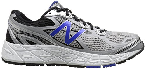 New Balance - 840v3 Chaussures pour hommes Silver / Blue