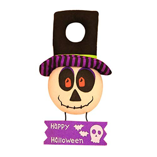 (Coco Halloween Festival Dekorative Tür Puppe Aufhänger Anhänger für Hotel KTV Shooping Mall-Kostüm-Party)