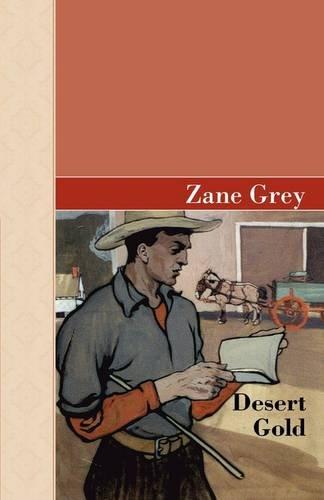 Desert Gold Cover Image