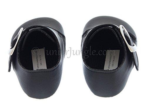 nascido Marinho 18 Britânica A Luxo De Em Idade E Meses Sapatos Baptizado Azul Azul Fez Marfim recém O Marinho Creme Disponível Azul Céu Branco Bebé 0zdgzq