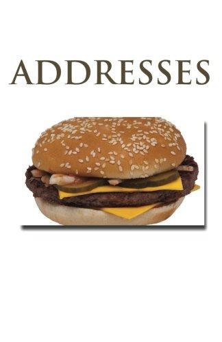 ADDRESSBOOK - Hamburger