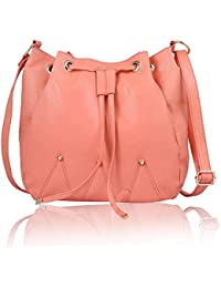 Women Marks Women's Sling Bag (Peach)
