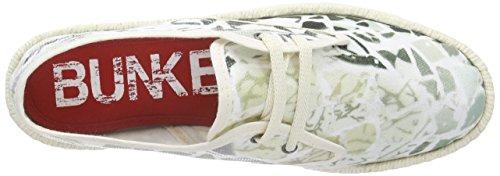 BUNKER Damen Sneaker Mehrfarbig (ICE)