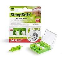 Alpine SleepSoft mit Minigrip 2018 – für einfaches Entfernen – Ohrstöpsel zum Schlafen & Dämpft Schnarch-Geräusche... preisvergleich bei billige-tabletten.eu