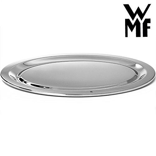 WMF ProfiSelect Cromargan Edelstahl Servierplatte