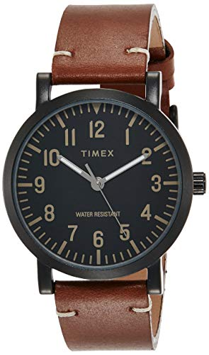 Timex Analog Black Dial Men's Watch-TW00ZR285E