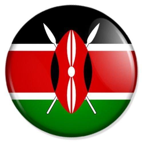 Preisvergleich Produktbild Flagge Kenia Kühlschrankmagnet Magnet Magneten Pinnwand Magnet Pinnwand