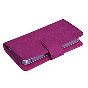 DSR Pu Leather case cover for Sony Xperia P