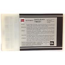 Ink Master - Cartucho compatible EPSON T6031 PHOTO BLACK T6031 para Epson Stylus Pro 7800 7880 9800 9880
