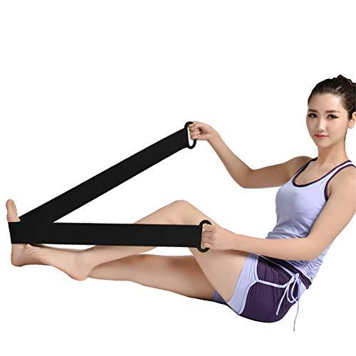 QINAIDI Knöchel-Trainingsgürtel für Achillessehnenruptur, Fuß schlaff, medizinischer Knöchelriemen-Trainingsgürtel - Aircast Sport-knöchel-steigbügel