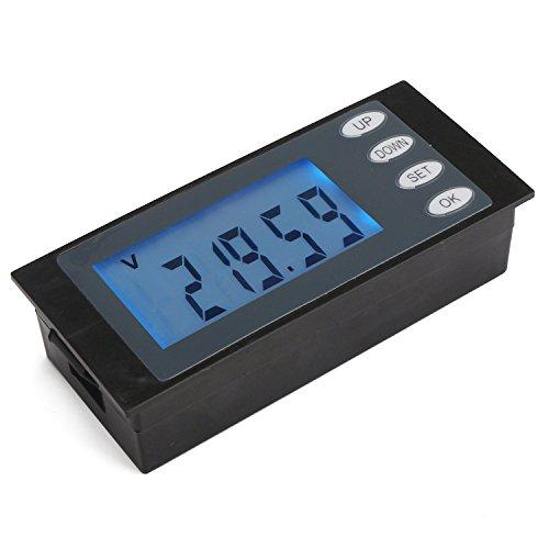 DROK® AC multimetro digitale 80-260V 100A Tensione Amperaggio di energia