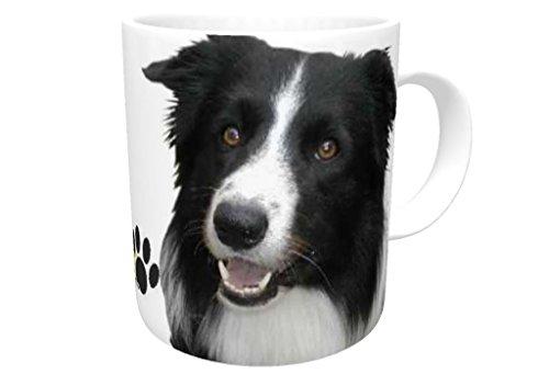 Border Collie Dog Mug en céramique 295,7 ml # 35
