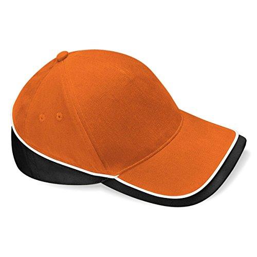 Beechfiel - Casquette 100% coton - Adulte unisexe Orange - Orange