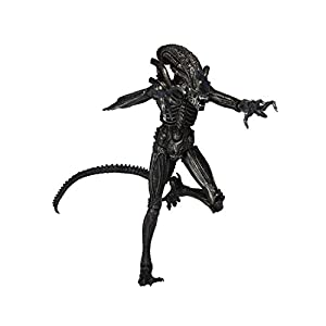 "Alien 'NECA Aliens 7 ""Scale Figura de acción Serie 5 Genocide Negro Figura De Acción NECA Aliens 7 Scale Action Figure Series 5 Genocide Black Action Figure 1"