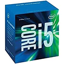 Intel Core I5-7400 - Procesador con tecnología Kaby Lake (Socket LGA1151, Frecuencia 3 GHz, Turbo 3.5 GHz, 4 Núcleos, 4 Subprocesos, Intel HD Graphics 630)