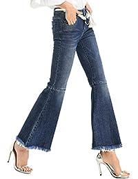 Generic - Jeans - Evasé - Femme