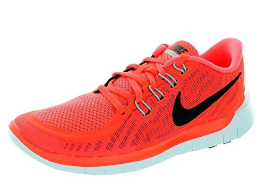Nike  Wmns Free 5.0,  Damen Gymnastik , damen, Wmns Free 5.0, Arancione - Orange (hot lava/black/tumbled grey)