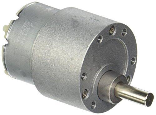 DealMux 37mm Durchmesser 30rpm DC 6V 0.15A Geschwindigkeitsreduzierung Geared Motor