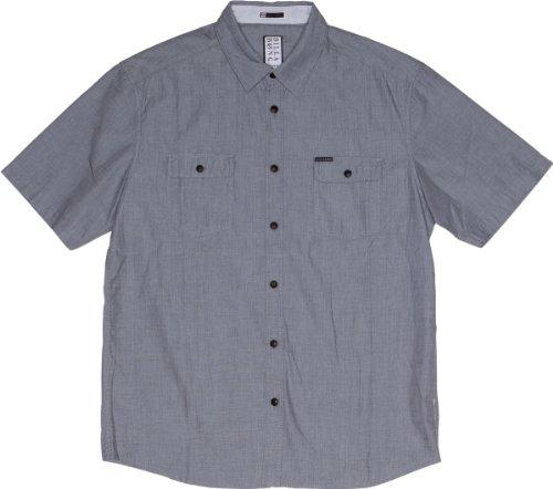Billabong chemise à manches courtes pour homme shiloh Gris - charcoal