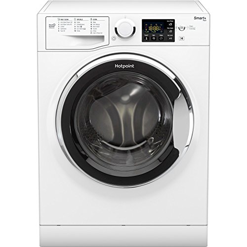 Hotpoint RSG845JX 8kg 1400rpm Freestanding Washing Machine - White