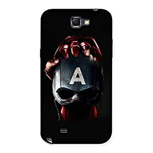 Special ACW Multicolor Back Case Cover for Galaxy Note 2
