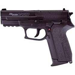 SIG SAUER 201476 SP2022 Pistolet Airsoft H.P.A. <0,5 Joule (Noir)