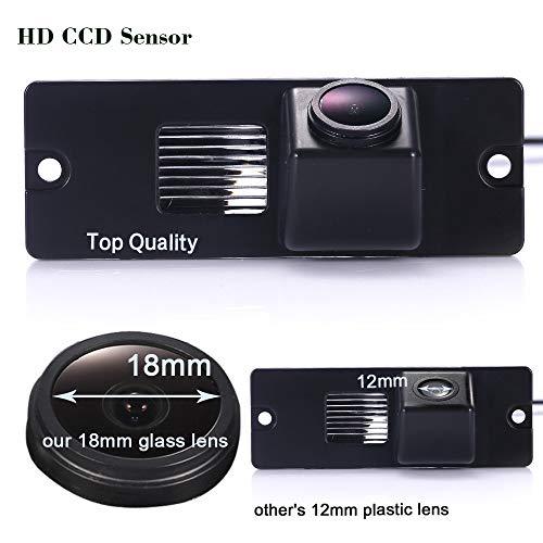 Navinio Auto Vision Nocturne Caméra de recul Caméra de stationnement Caméra de recul Système de recul Caméra de recul étanche pour Mitsubishi Pajero V3 V6 V8 V93 V97 V5 L200 Zinger