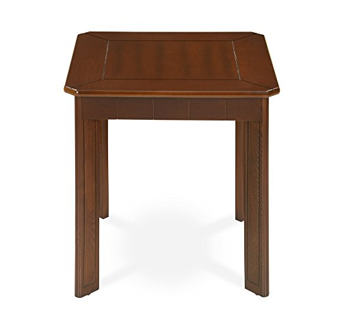 @home by Nilkamal Jade Side Table (Walnut)