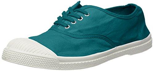 Bensimon Herren Tennis Lacets Sneaker Türkis (Turquoise)