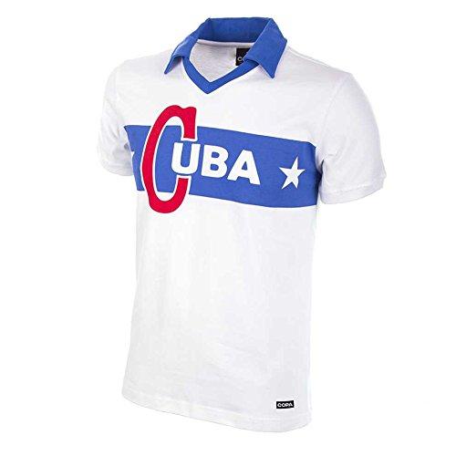 COPA - Kuba Retro Trikot Castro 1962