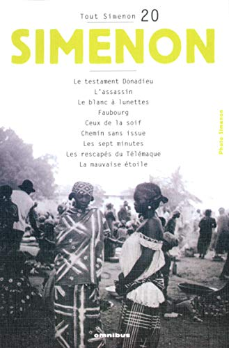 Tout Simenon, tome 20 par Georges Simenon