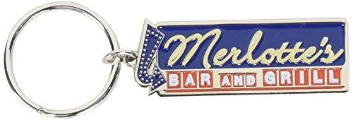 Preisvergleich Produktbild True Blood Fridge Enamel Keychain: Merlotte S