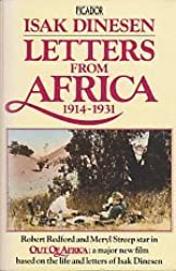 Letters from Africa, 1914-31 (Picador Books) by Isak Dinesen (1983-01-14)