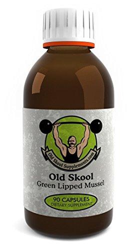 Green Lipped Mussel Extract HMPC Kapseln 500mg rein keine Füllstoffe oder Bindemittel aus Neuseeland 90 Tabletten bis zu 30% Rabatt für mehrere Dosen SIEHE UNTEN
