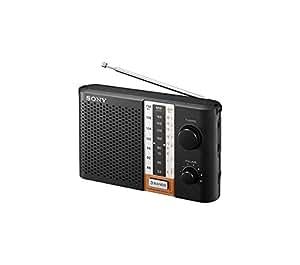 Sony ICF-F12S.CE9 Radio FM Noir