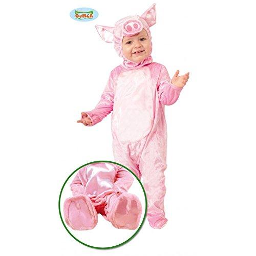 Imagen de guirca  disfraz cerdito baby 81095