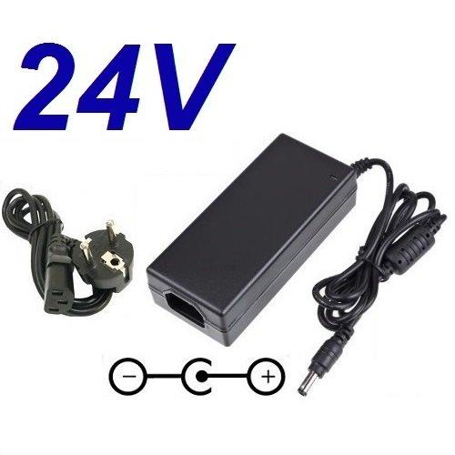 Ladegerät Aktuelle 24V Ersatz für Drucker Evolis Badgy Netzadapter Netzteil Replacement - Badgy Drucker